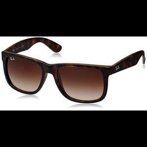Ray Ban Sunglasses- Justin Brown Tortise